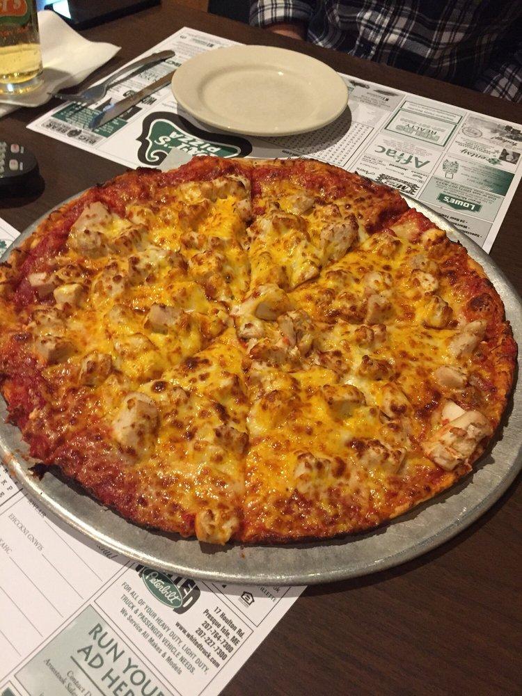 Pat's Pizza: 9 N St, Presque Isle, ME