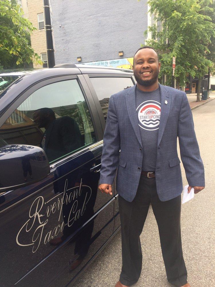 RiverFront Taxi Services: 407 Vine St, Cincinnati, OH