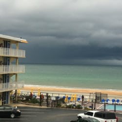 Photo Of Outrigger Beach Club Ormond Fl United States Storm Rolling