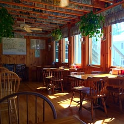 Photo Of The Ice House Rye Nh United States Back Dining Room