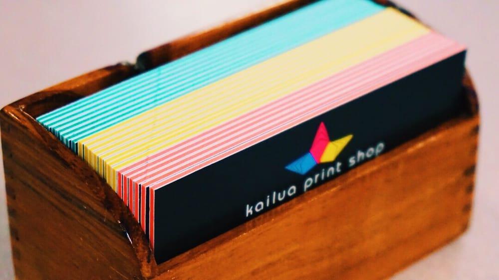 Kailua Print Shop