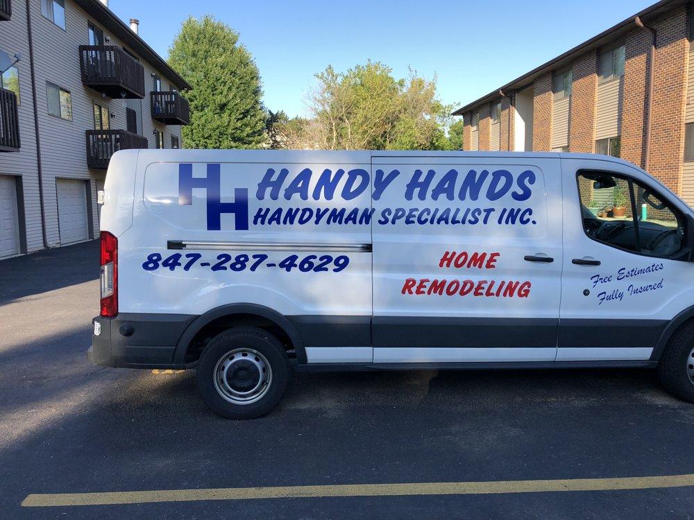 Handy Hands Handyman Specialist: 391 S Collins St, South Elgin, IL