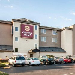Photo Of Clarion Hotel Portland International Airport Or United States