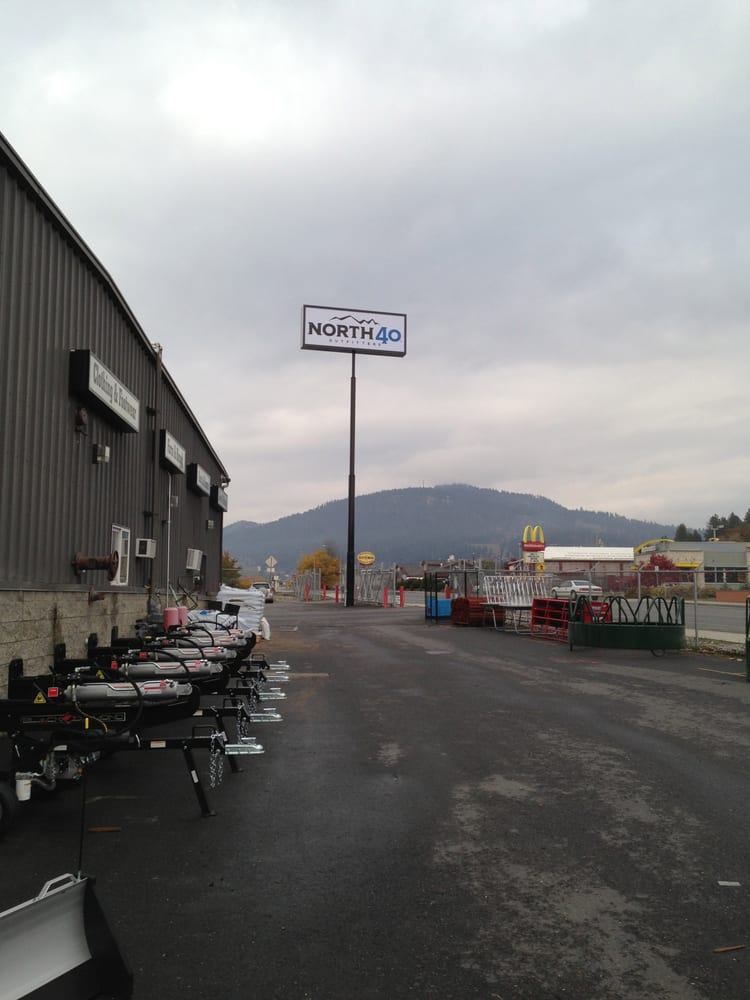North 40 Outfitters: 1150 S Main St, Colville, WA