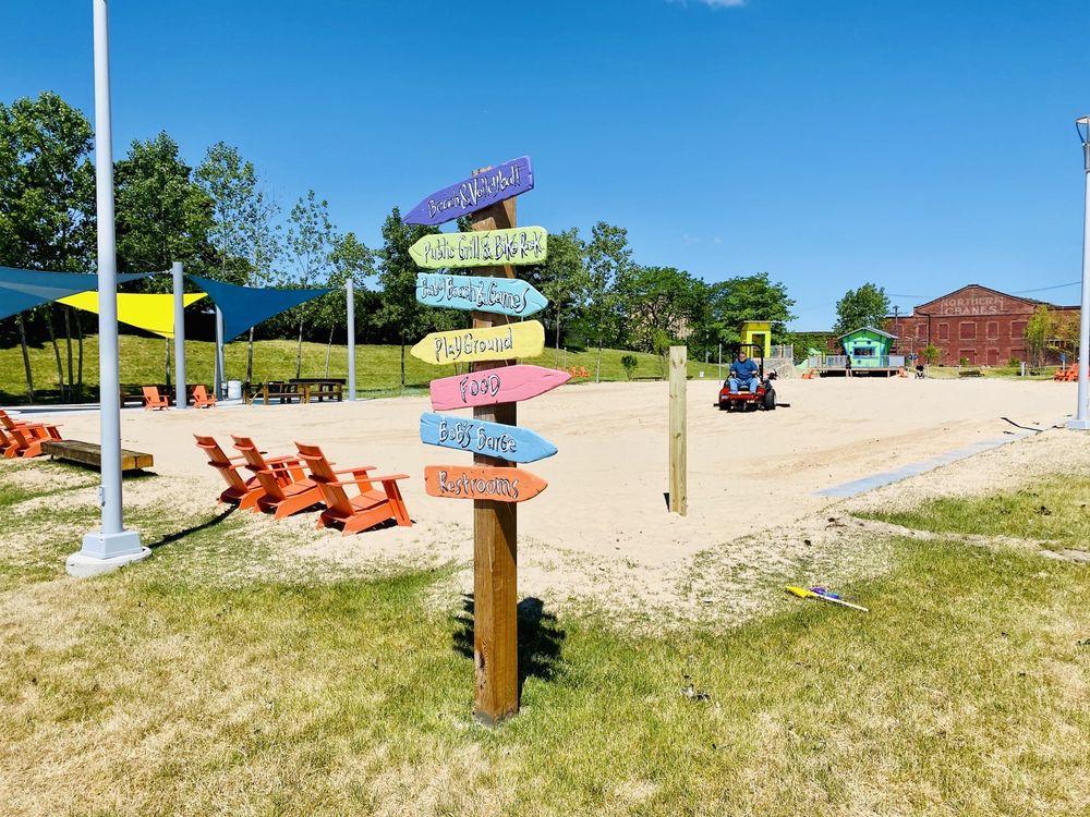 Robert C. Valade Park: 2678 Atwater St, Detroit, MI