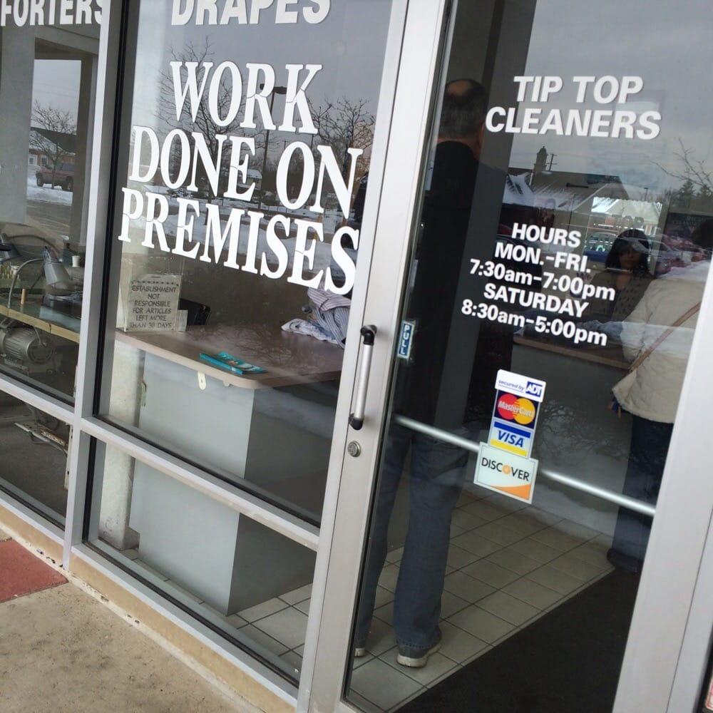 Tip Top Cleaners: 955 E Aurora Rd, Macedonia, OH