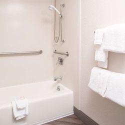 Photo Of Magnuson Hotel Magnolia Ar United States Bathroom Standard