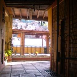 Photo Of Hotel Antiguo Vapor Guanajuato Mexico Entrada