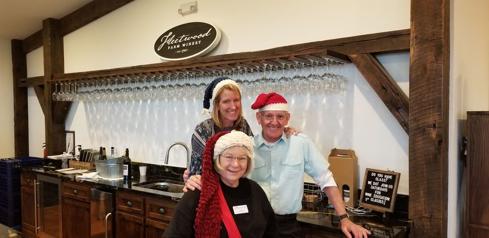 Fleetwood Farm Winery: 23075 Evergreen Mills Rd, Leesburg, VA