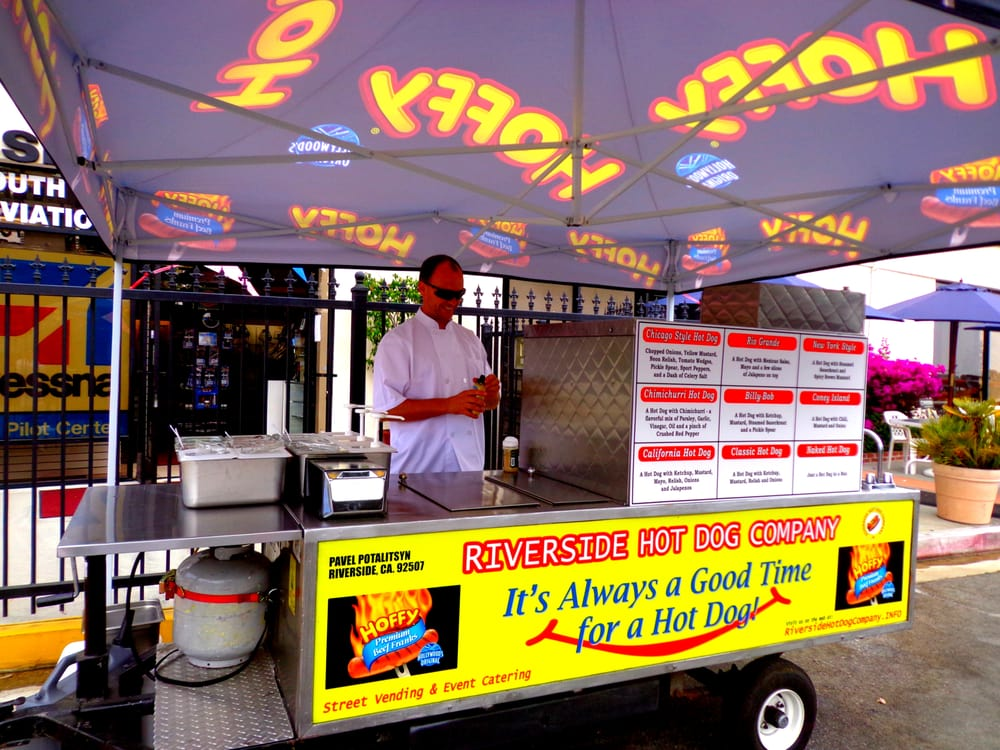 Riverside Hot Dog Company: Riverside, CA