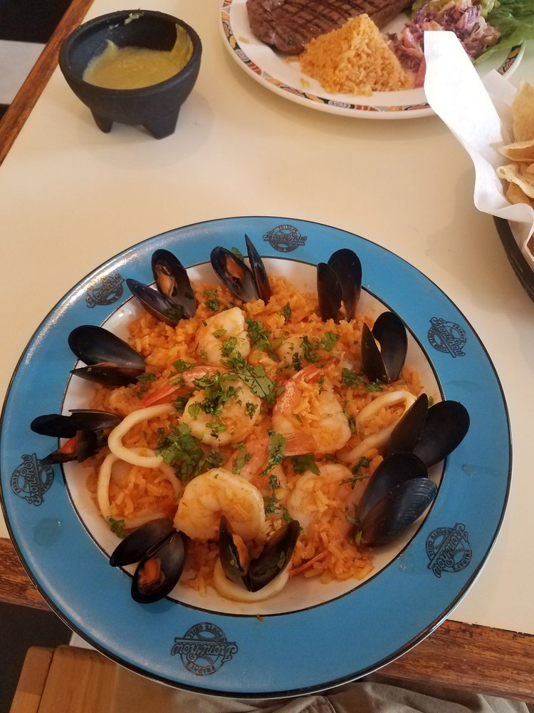 Taco Station Restaurante: 2105 W 6th Ave, Corsicana, TX