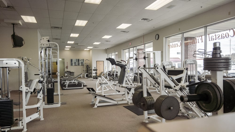 Coastal Fitness Center: 540 S 4th St, Coos Bay, OR