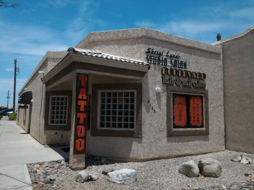 Stutter Tattoo: 2185 McCullouch Blvd, Lake Havasu City, AZ