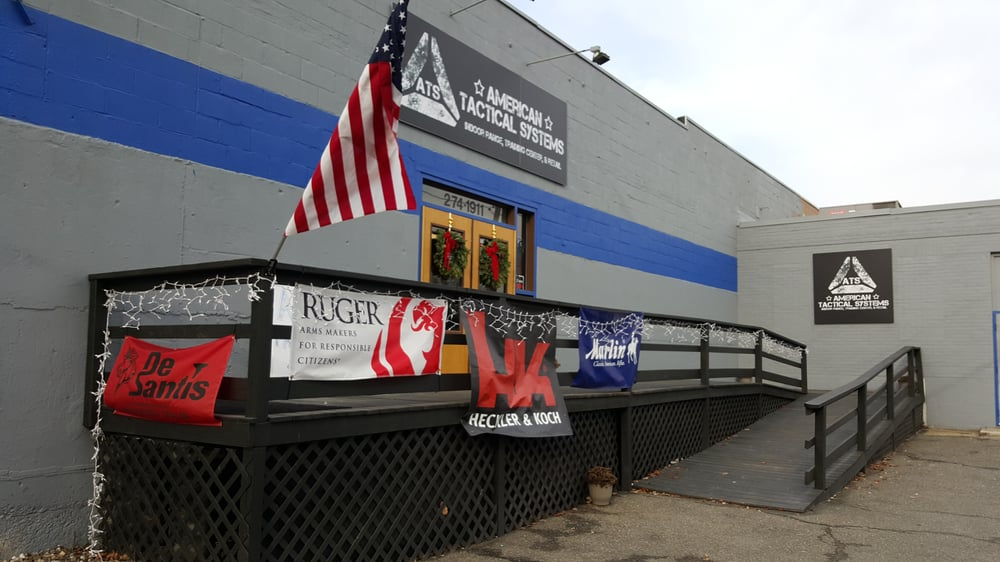 American Tactical Systems: 19 Lower Hudson Ave, Green Island, NY