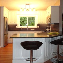 Photo Of Hamilton Thorne Quality Cabinets Parksville Bc Canada