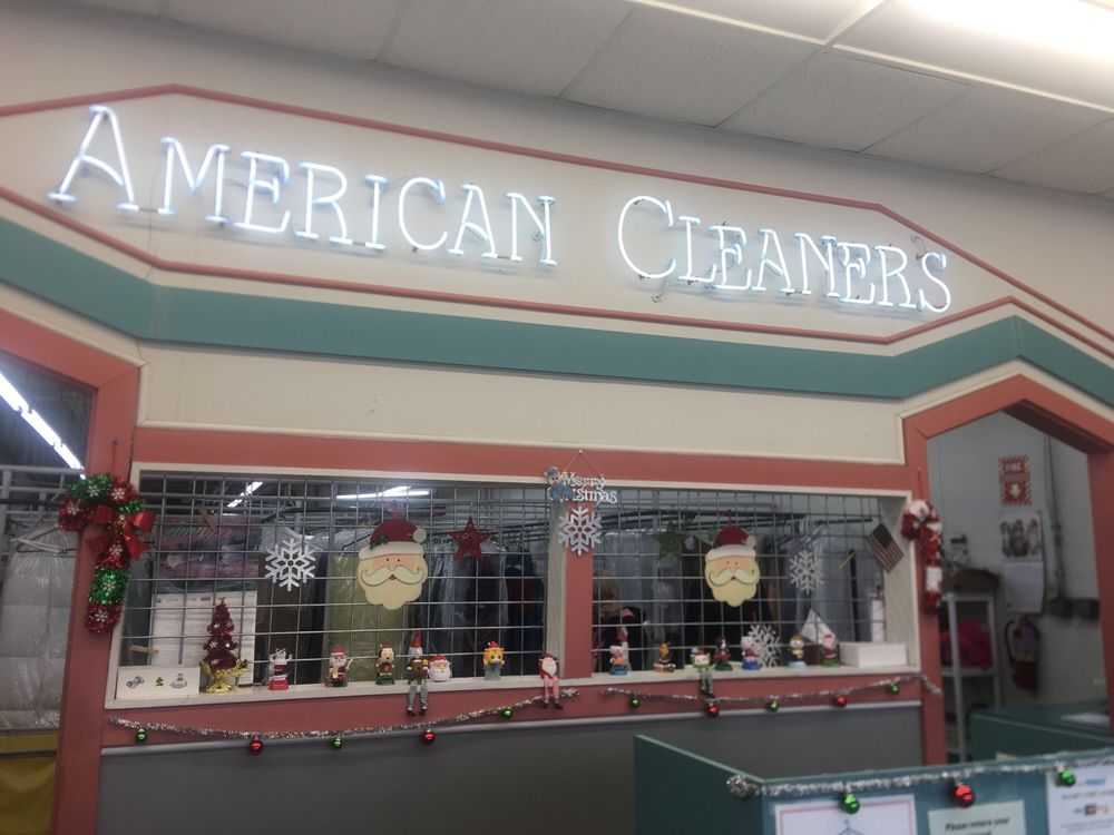 American Cleaners: 524 Old Smizer Mill Rd, Fenton, MO