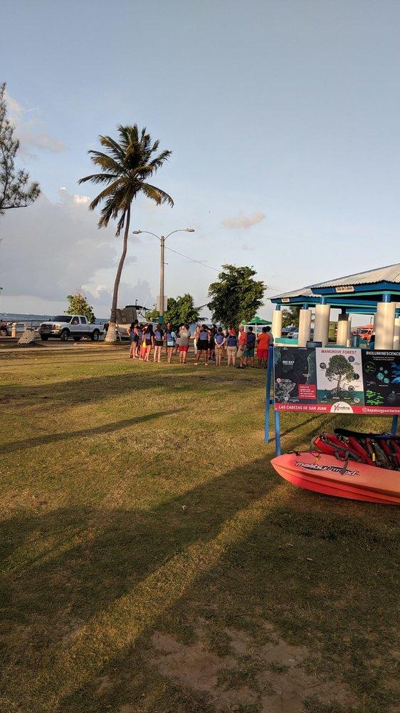 Kayaking Puerto Rico: Rt. 987 Km. 2.4, Fajardo, PR