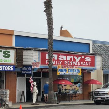 Photo Of Mary S Family Restaurant Oceanside Ca United States