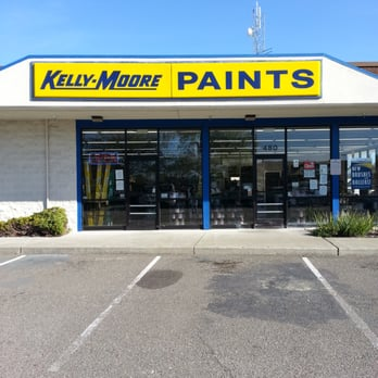 Kelly Moore Paints Paint Stores 480 Rohnert Park Expy Rohnert Park Ca Phone Number Yelp