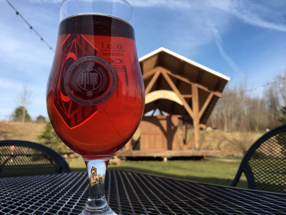 Southern Tier Brewing Company: 2072 Stoneman Cir, Lakewood, NY
