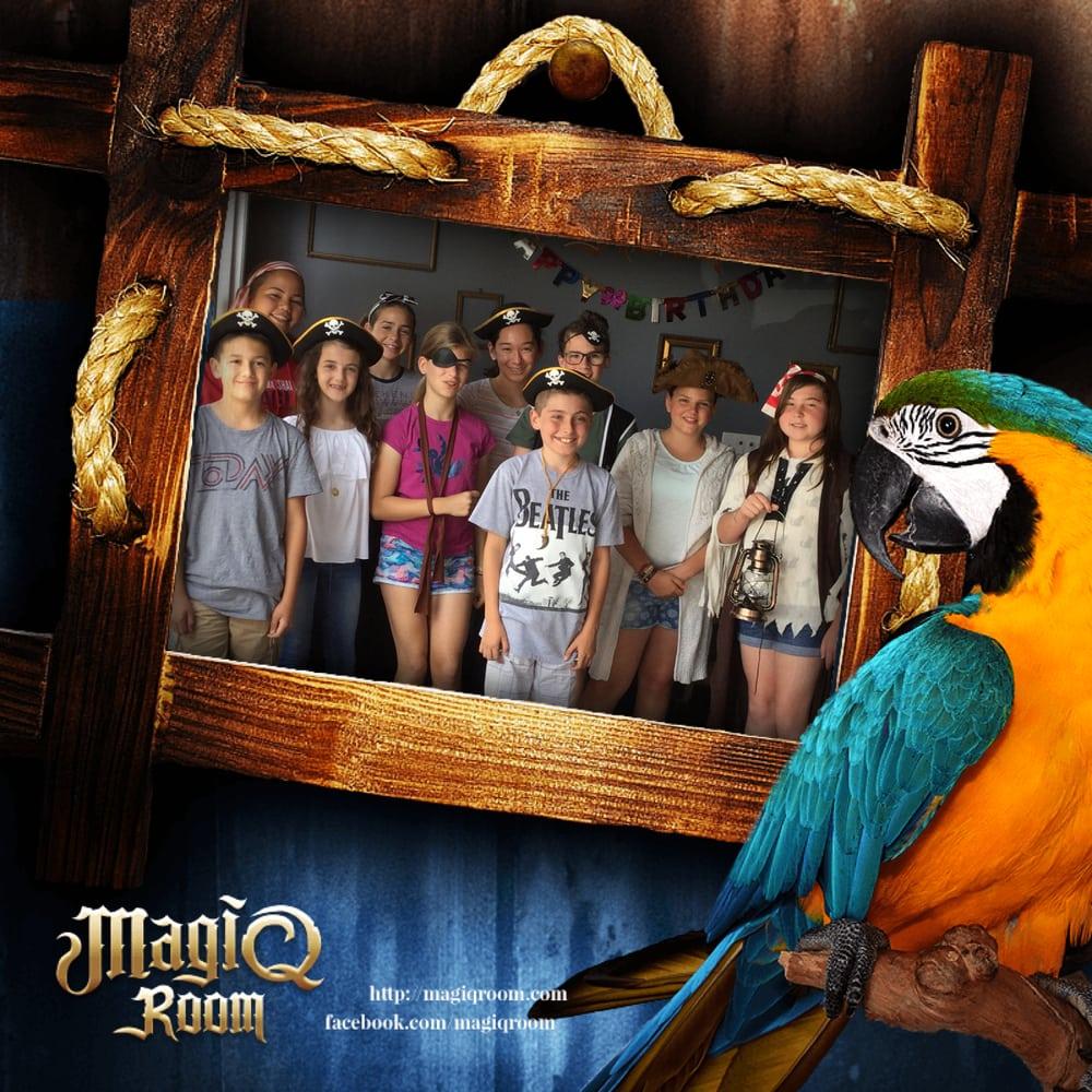 MagIQ Room: 1446 S Robertson Blvd, Los Angeles, CA