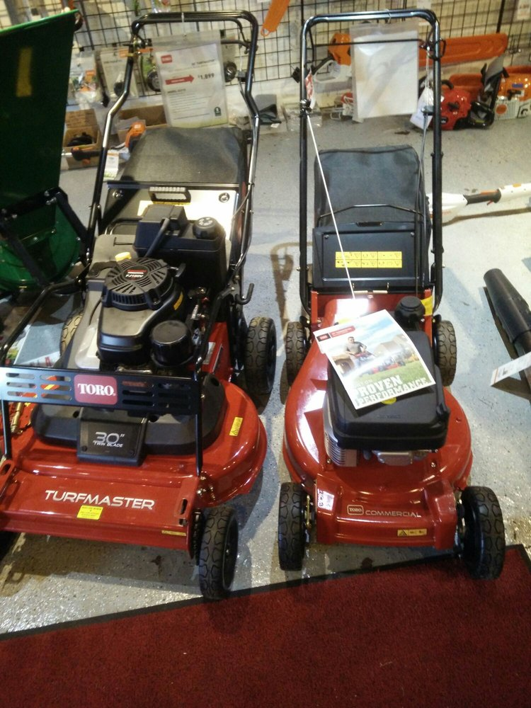 Main Line Mower Lawn and Tree Care Supplies: 526 Lancaster Ave, Berwyn, PA