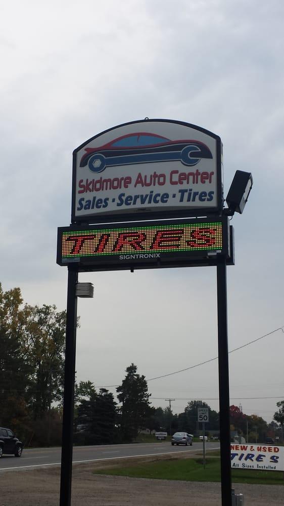 Skidmore Auto Center: 7293 N Dort Hwy, Mt. Morris, MI