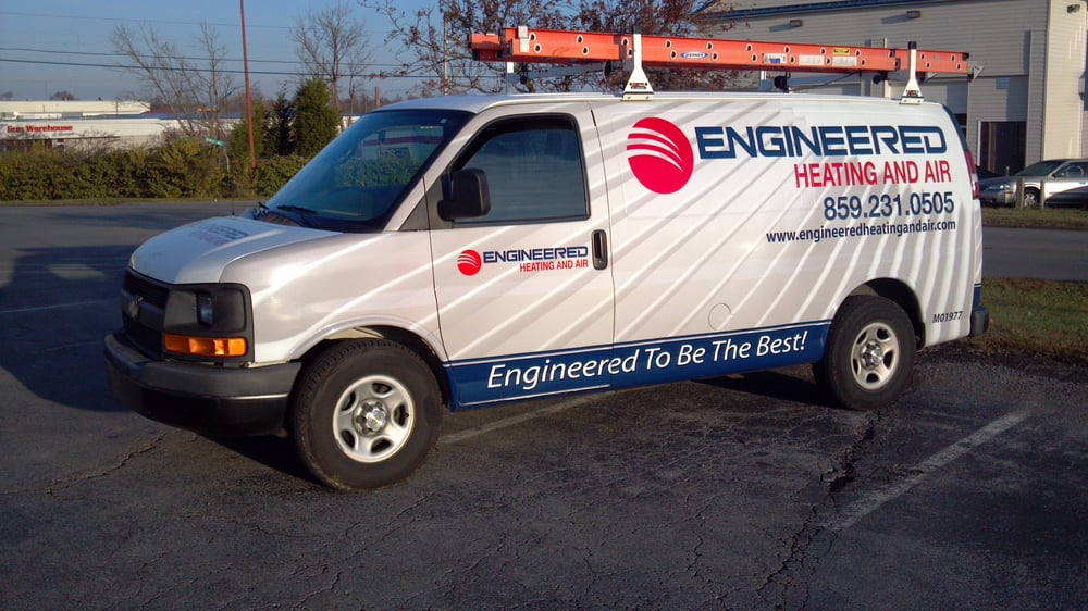 Engineered Heating and Air: 1052 Whipple Court, Lexington, KY