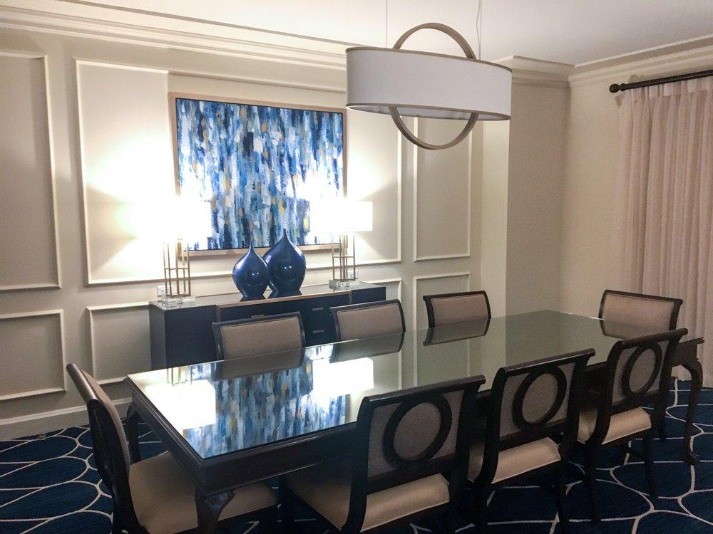 Executive Dining Room | Executive Dining Room In Suite Yelp