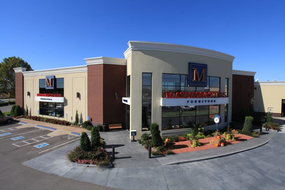 Mathis Brothers Furniture Exterior Yelp