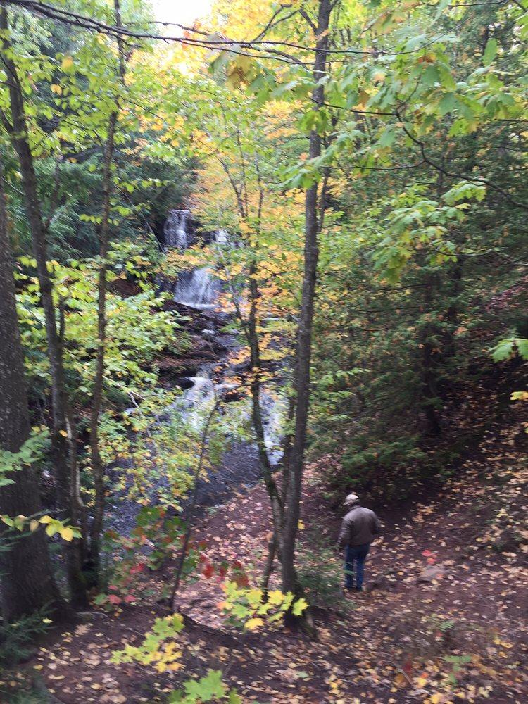 Hungarian Falls: Hubbell, MI