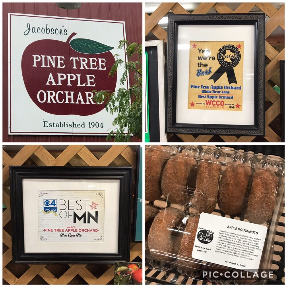 Pine Tree Apple Orchards: 450 Apple Orchard Rd, White Bear Lake, MN