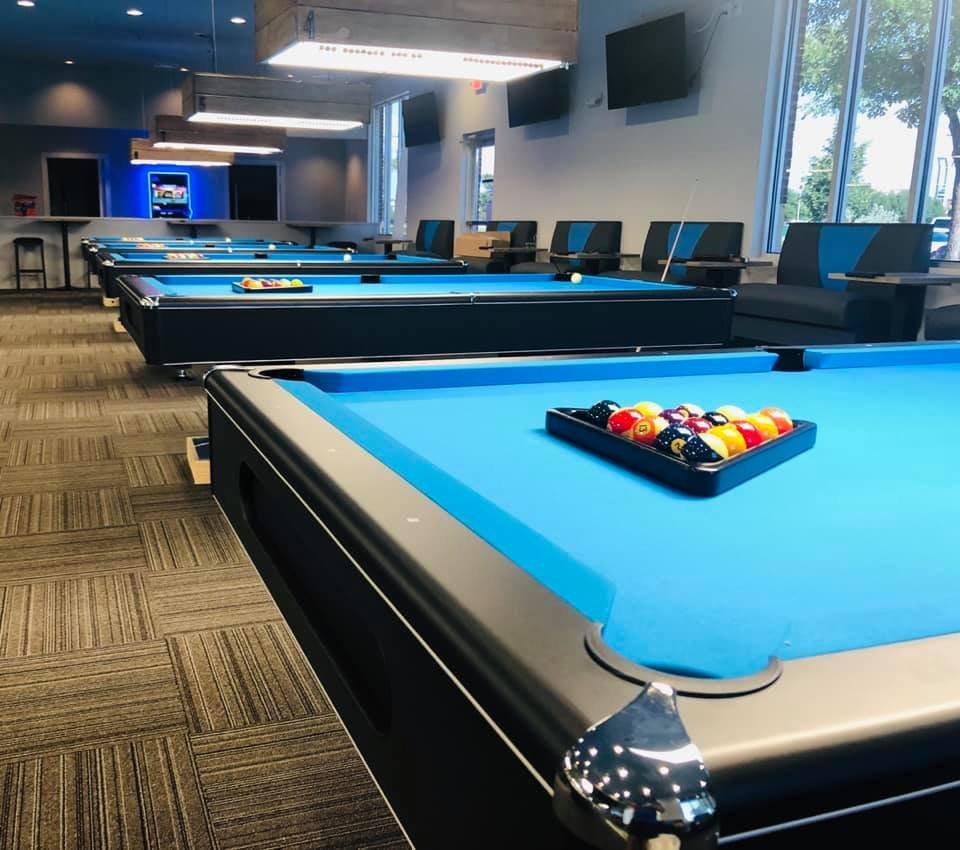 Snookered Billiards & Bar: 9550 Dallas Pkwy, Frisco, TX