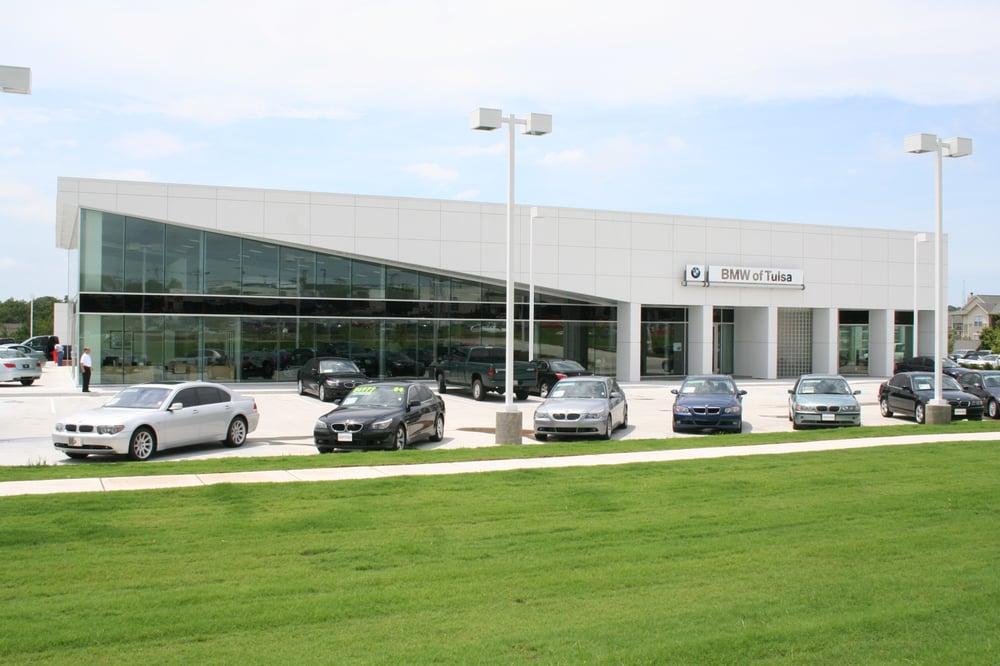 Car Dealerships In Tulsa >> Bmw Of Tulsa Ok New Used Bmw Dealership Near Me