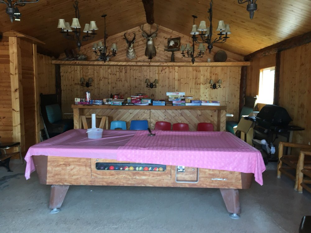 Grandview Campground: 1002 N Mitchell Ave, Hardin, MT