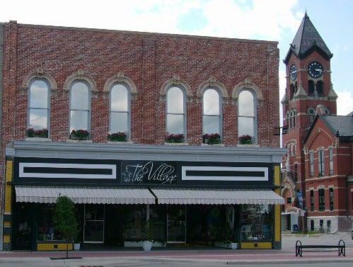 The Village: 101 S Marion Ave, Washington, IA