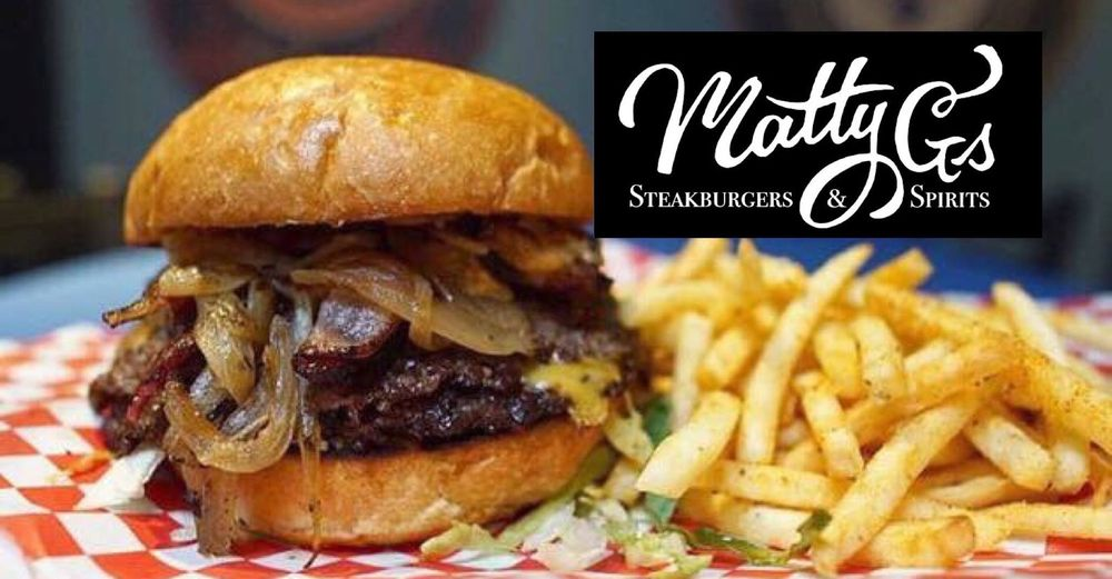 Food from Matty G's Steakburgers - Flagstaff Location