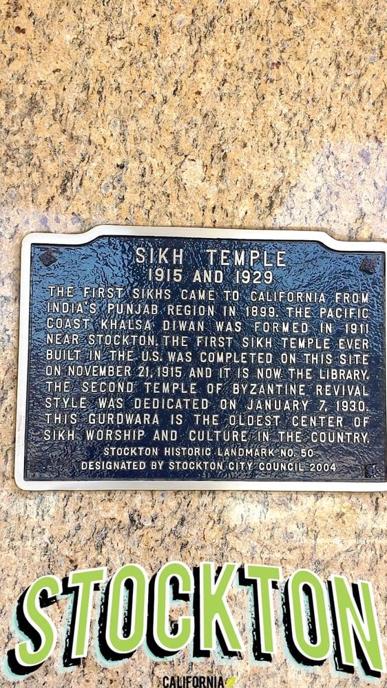Stockton Sikh Temple: 1930 S Sikh Temple St, Stockton, CA