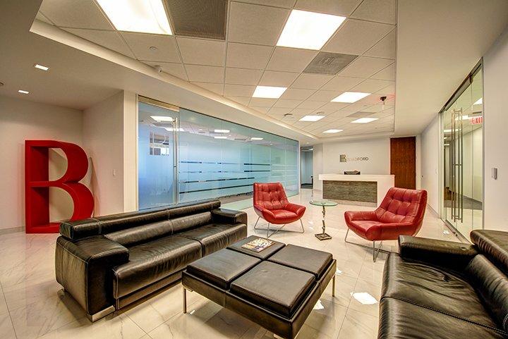Bradford Commercial Real Estate Services | 3100 Mckinnon St, Dallas, TX, 75201 | +1 (972) 776-7000
