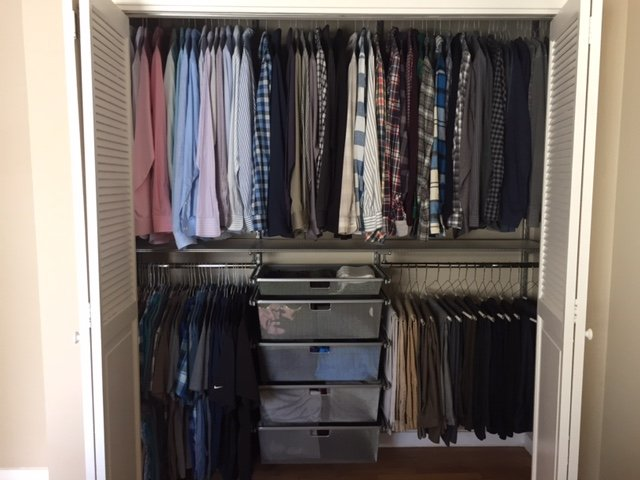 Photo Of Organize Your Place   San Diego, CA, United States. Elfa Closet
