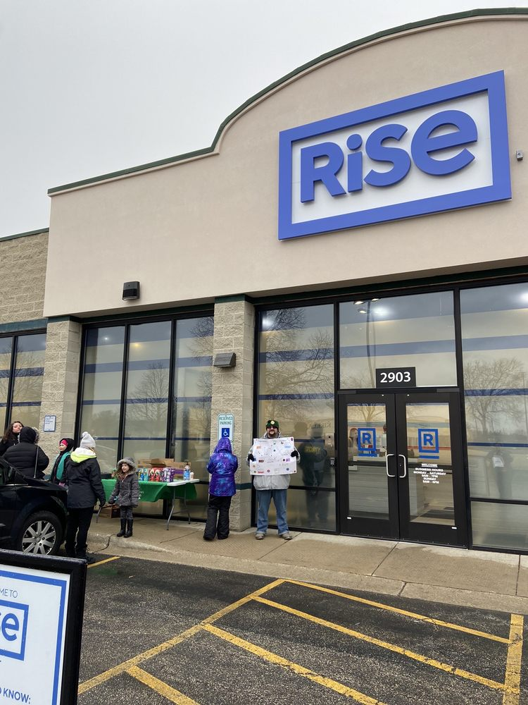 Rise Dispensaries - Joliet: 2903 Colorado Ave, Joliet, IL