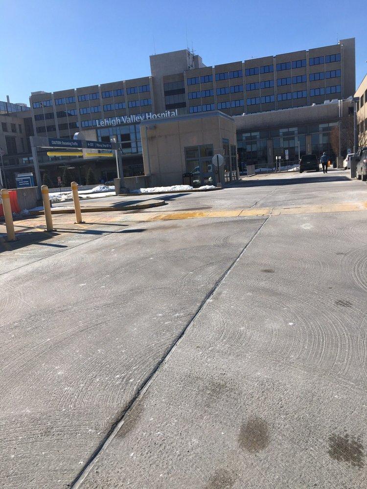 Lehigh Valley Hospital - Cedar Crest: 1200 S Cedar Crest Blvd, Allentown, PA
