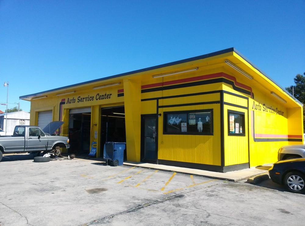 Auto Service Center: 1109 Hillsboro Blvd, Manchester, TN