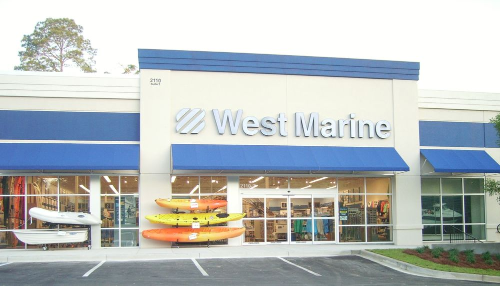 West Marine: 2110 Apalachee Pkwy, Tallahassee, FL