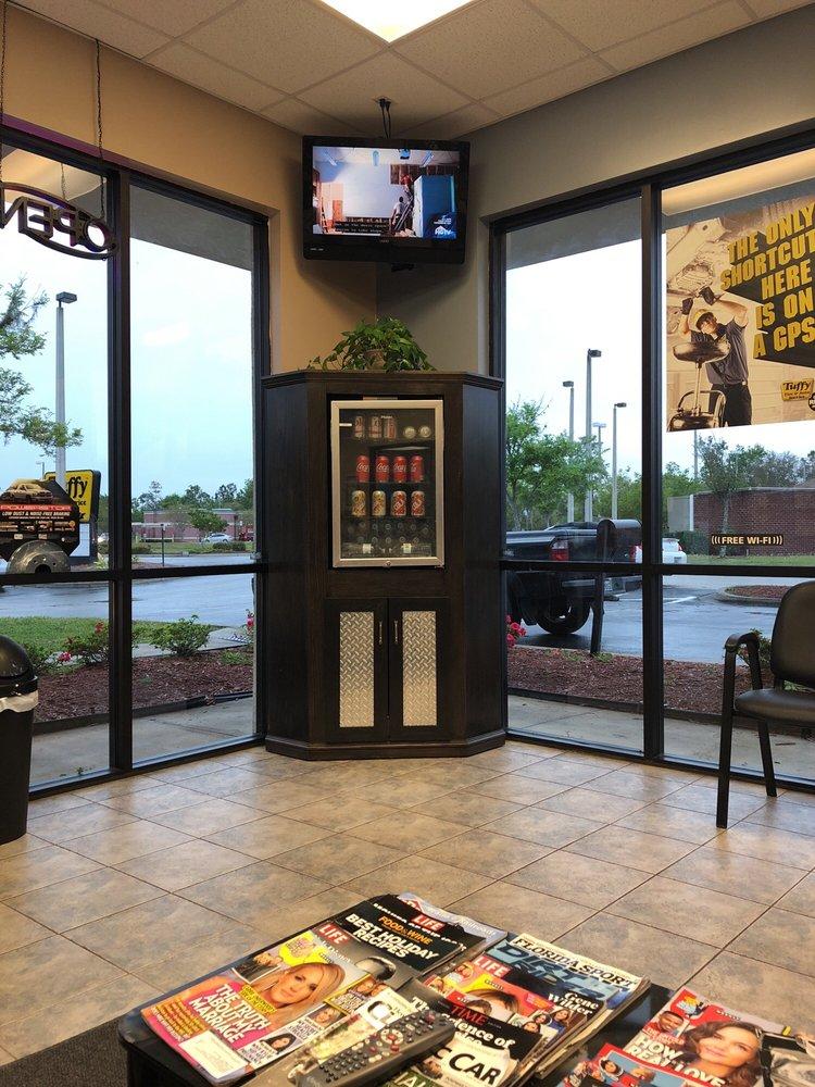 Tuffy Tire & Auto Service Center: 2770 Race Track Road, St. Johns, FL