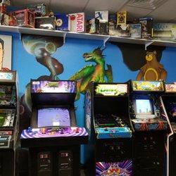 A Gamer's Paradise - 1550 E Tropicana Ave, University, Las