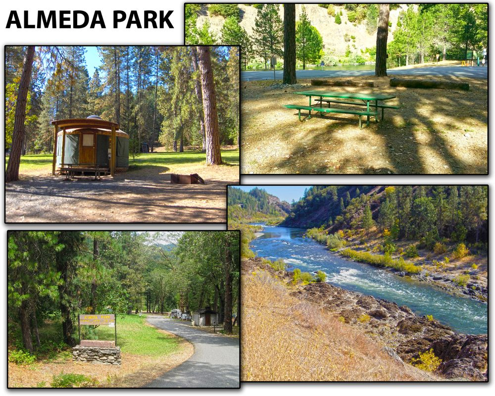 Almeda County Park: 14800 Galice Rd, Merlin, OR