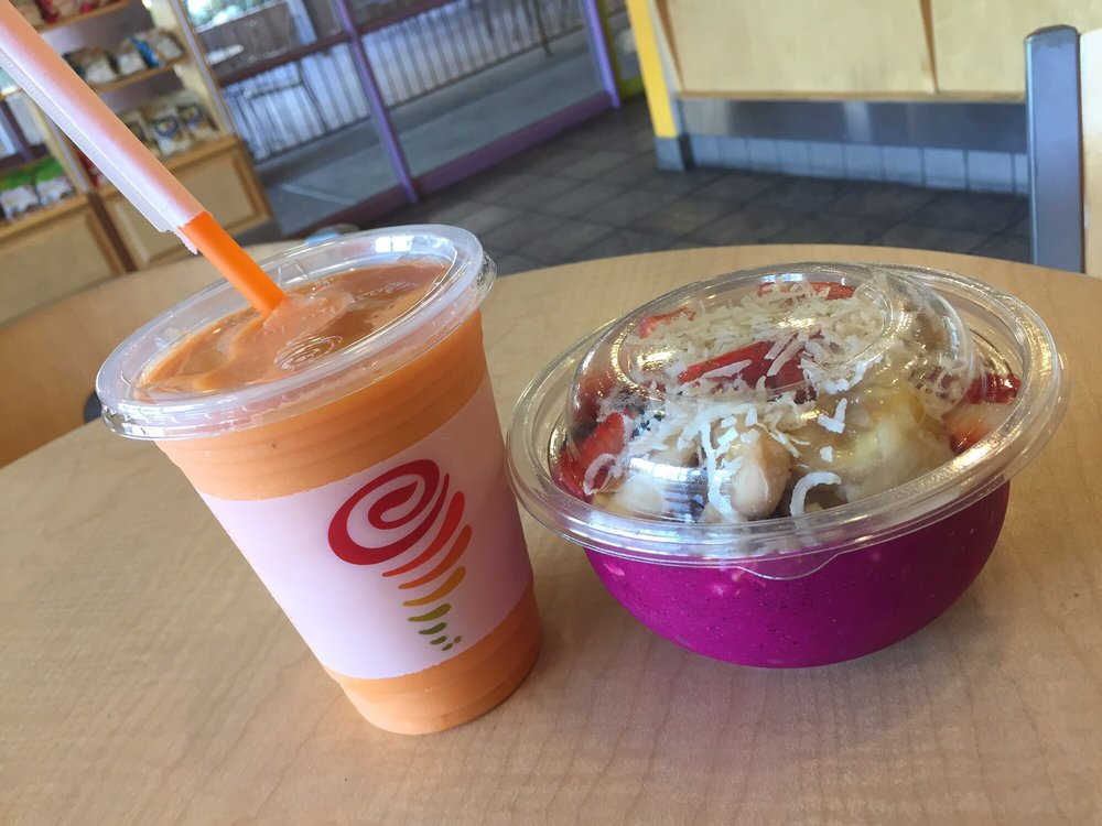 Orange Carrot Karma And Island Pitaya Energy Bowl Getting My Colors