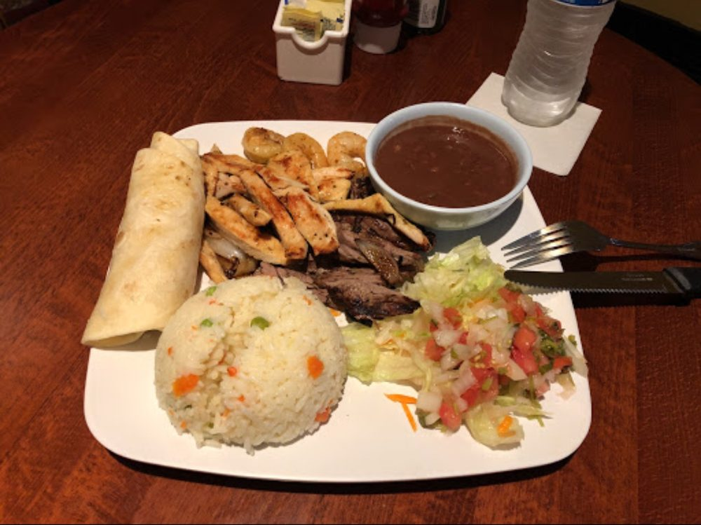 Food from Amy Tex Mex Bar And Grill