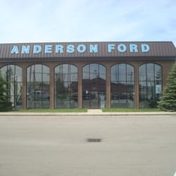 anderson ford sales car dealers 2348 us highway 68 s bellefontaine oh phone number yelp. Black Bedroom Furniture Sets. Home Design Ideas